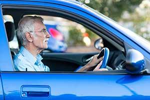 male driver